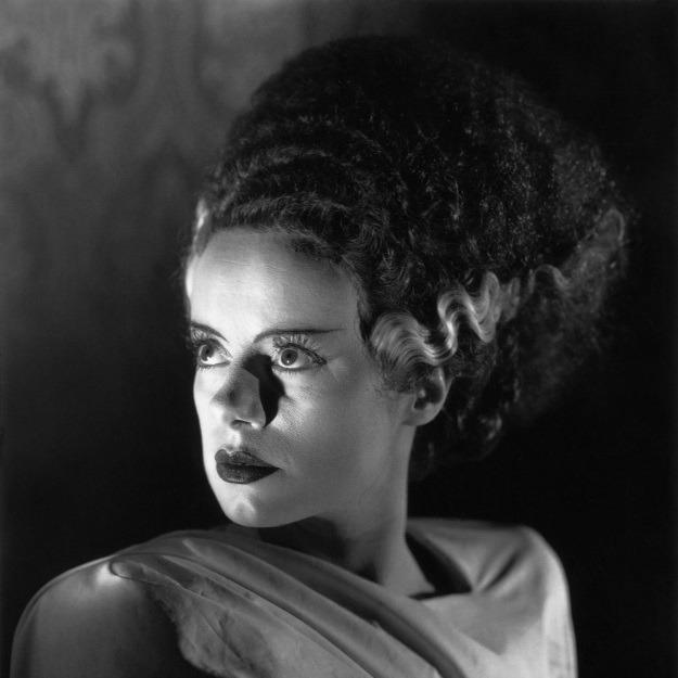 Diy bride of frankenstein costume and makeup halloween costumes blog elsa lanchester in bride of frankenstein 1935 solutioingenieria Image collections