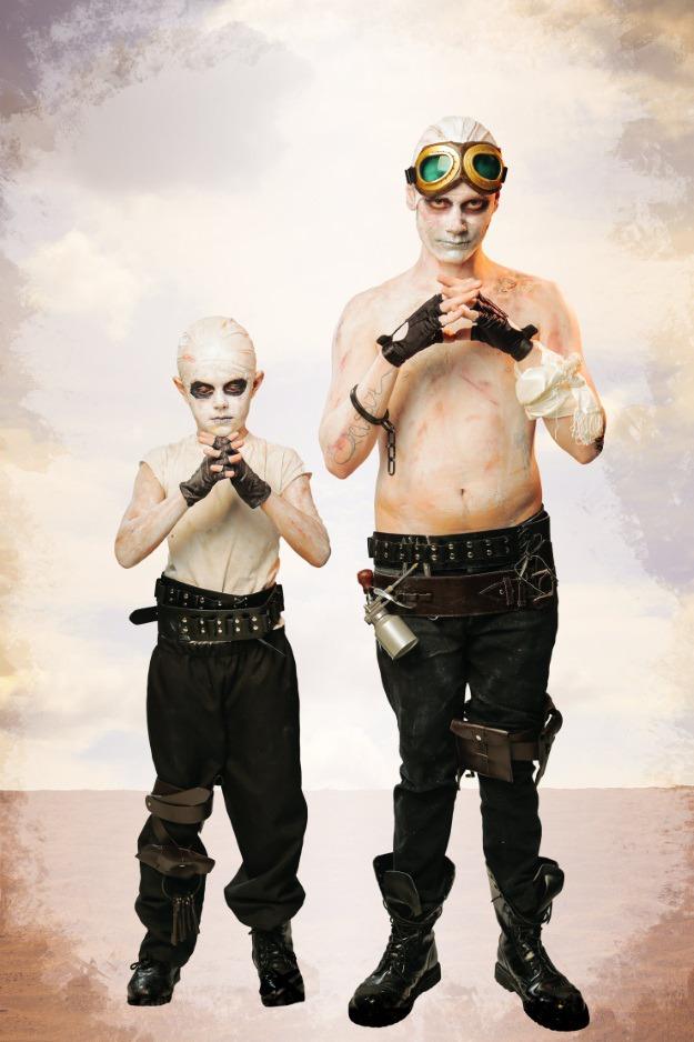 War Pup and War Boy Halloween Costume