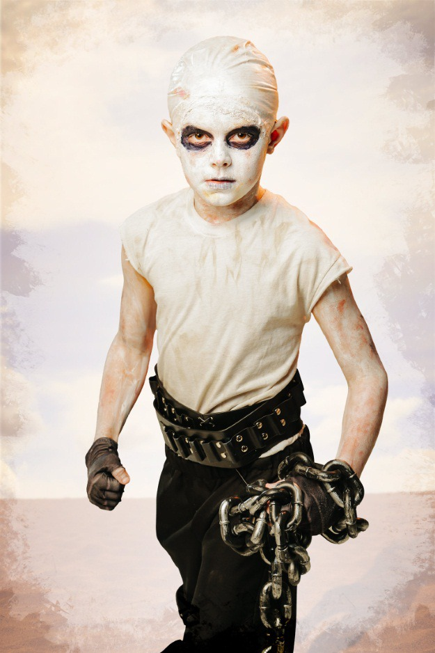 Berühmt DIY Nux Costume from Mad Max: Fury Road - Halloween Costumes Blog IF81