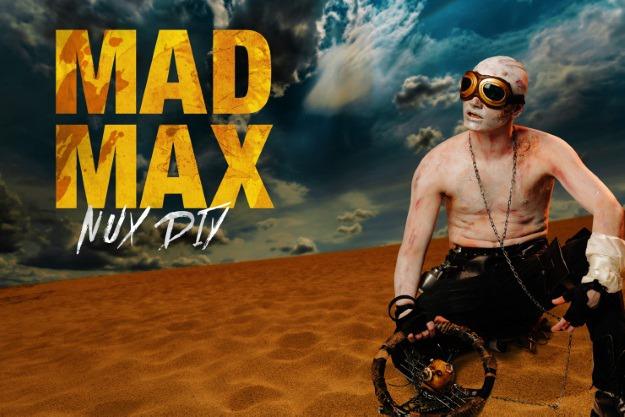 DIY Mad Max Fury Road Halloween Costume