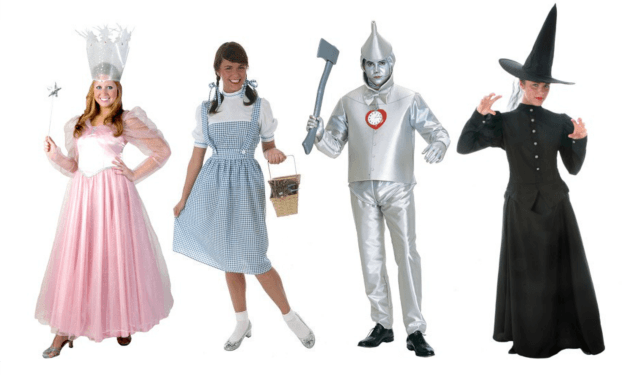 Wizard of Oz Plus Size Costumes  sc 1 st  Halloween Costumes & Popular Plus Size Halloween Costumes - Halloween Costumes Blog