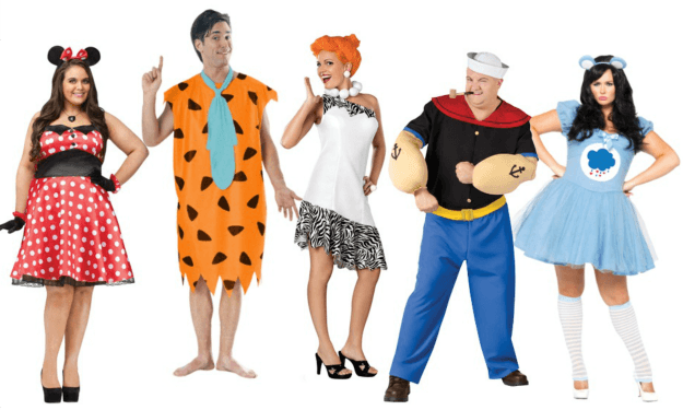 Popular Plus Size Cartoon Costumes.png