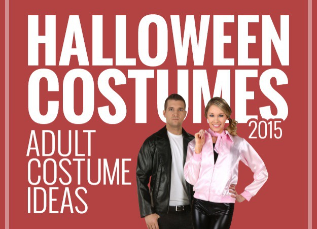 Halloween Costumes 2015: Adult Costume Ideas - Halloween Costumes Blog