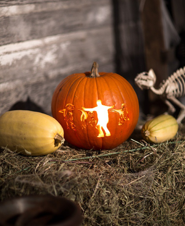 Jurassic World Pratting Pumpkin