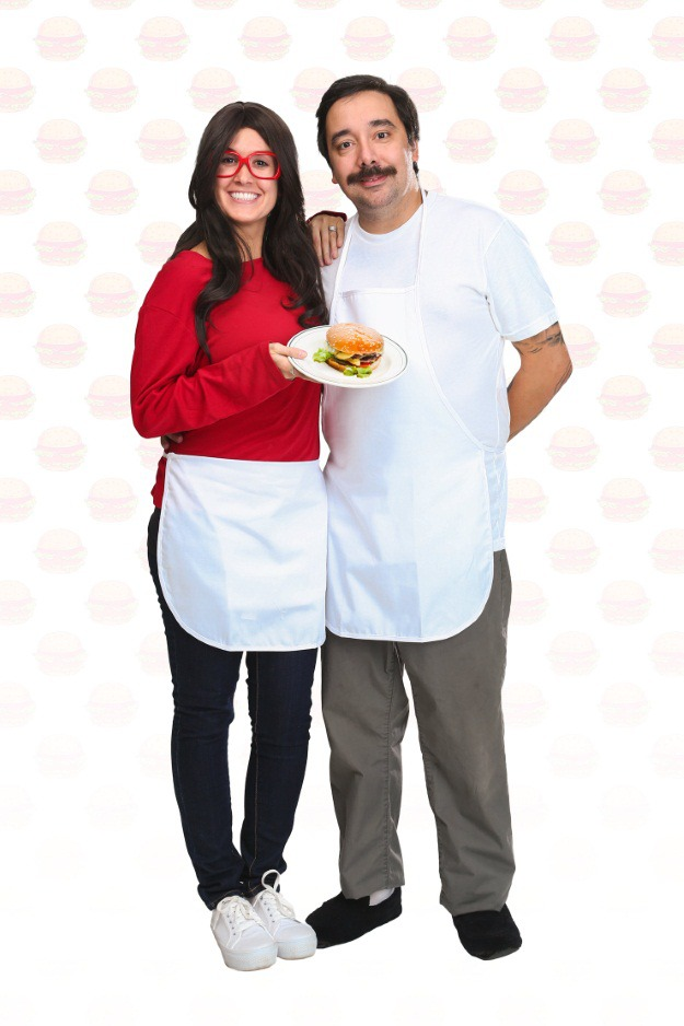 the parents diy linda and bob costumes