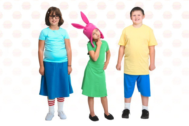 55dd01121d5 DIY Bob s Burgers Costumes - Halloween Costumes Blog