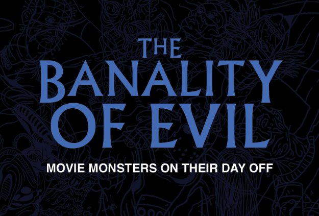 The Banality of Evil Art Series