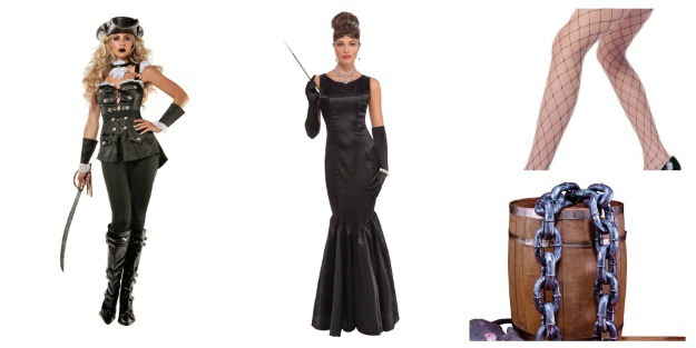 Costume Products used