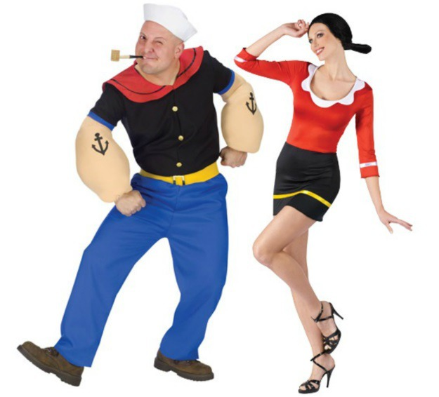 Classic Couples Halloween Costume Ideas Halloween Costumes