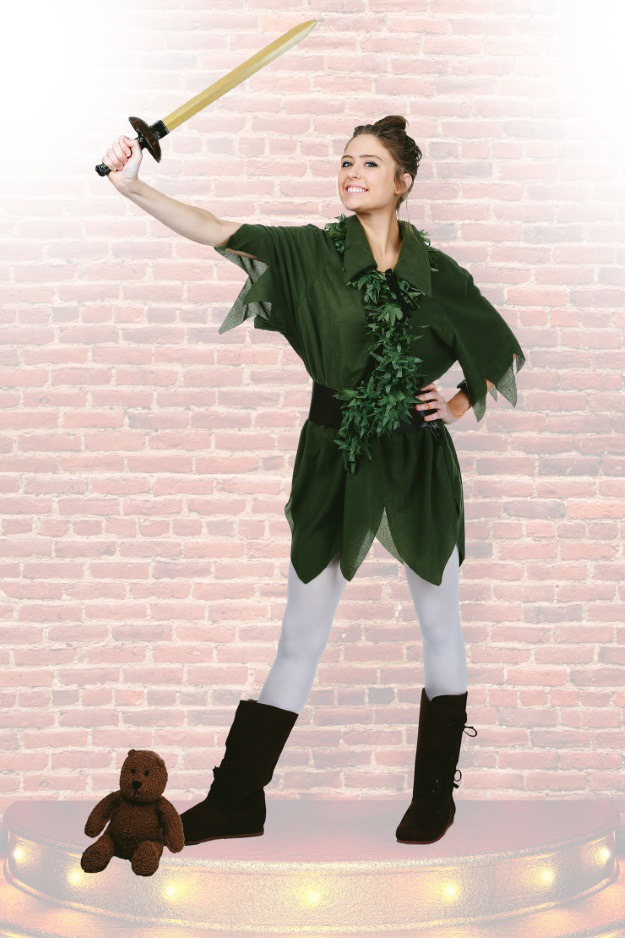 Peter Pan Hook DIY Costume