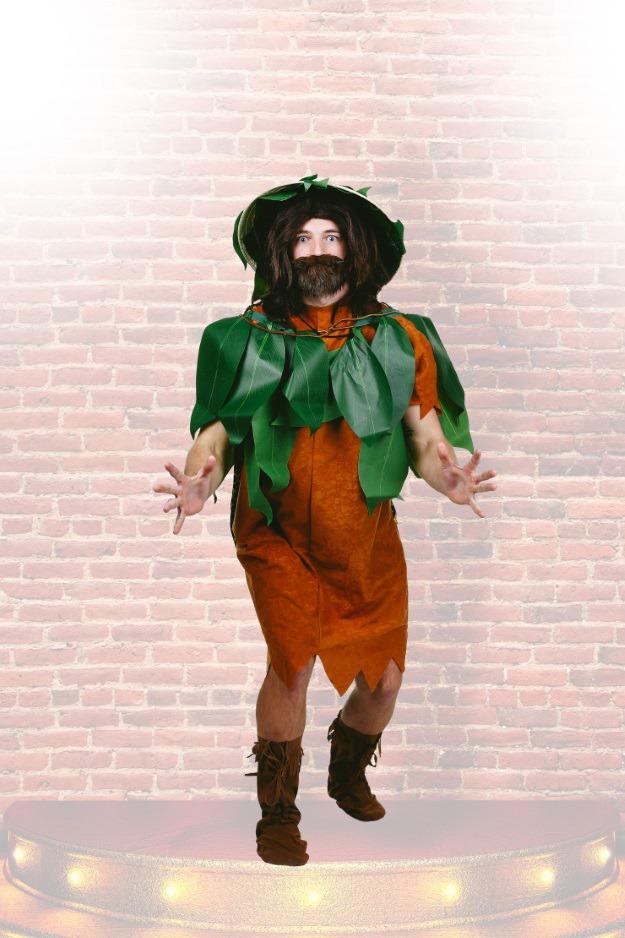 Alan Jumanji DIY Costume
