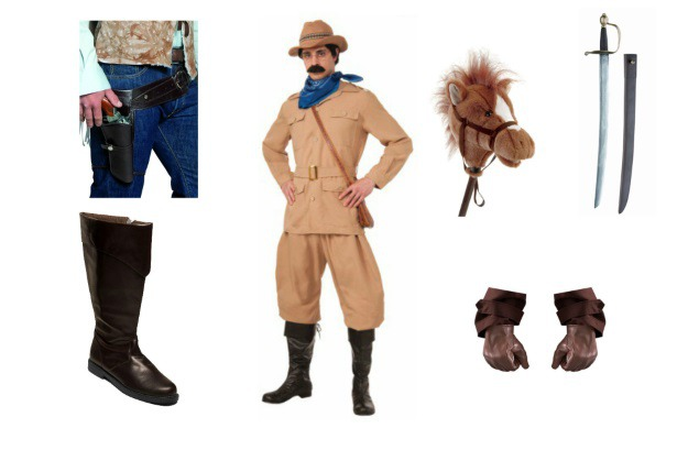 TeddyRoosevelt Products Used