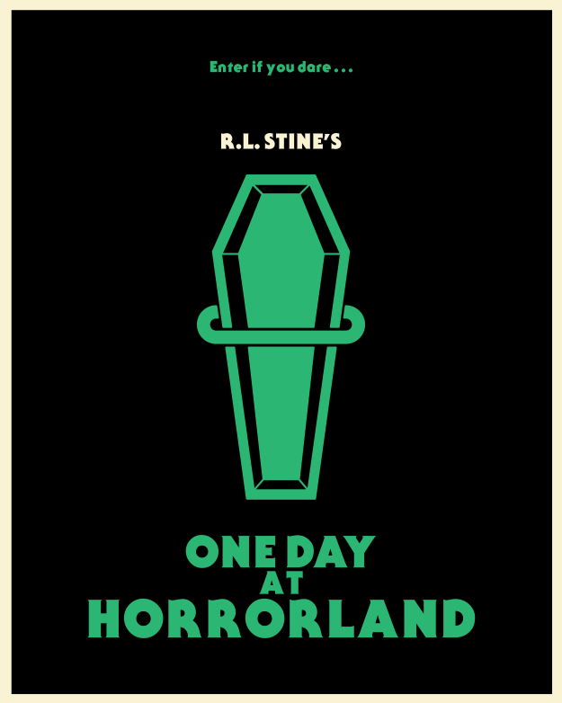 #16: One Day at Horrorland (February 1994)
