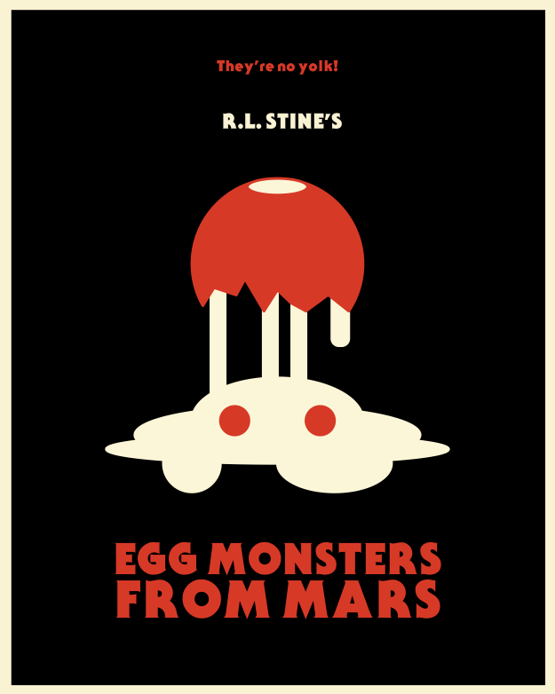 #42: Egg Monsters from Mars (April 1996)