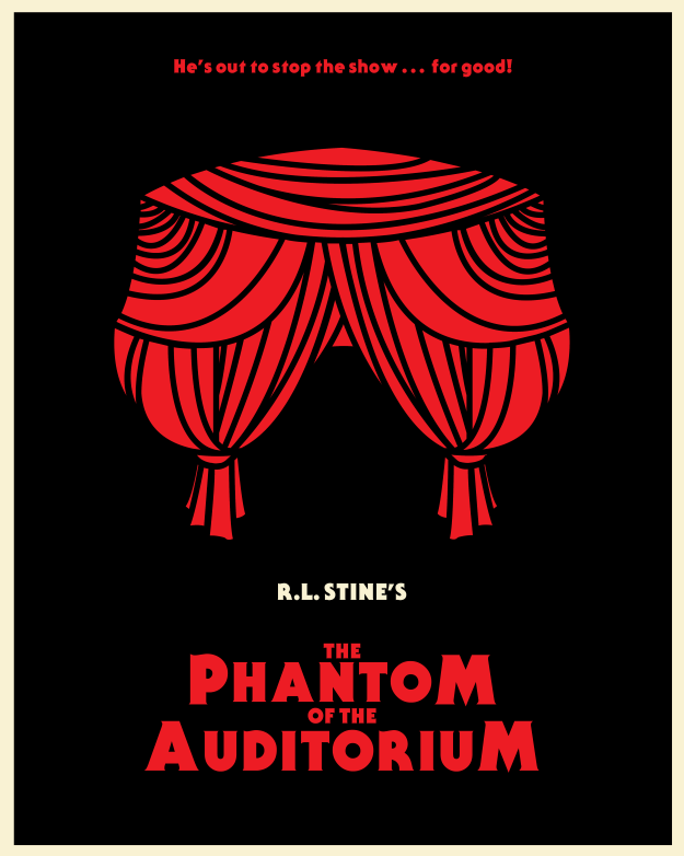 #24: Phantom of the Auditorium (October 1994)