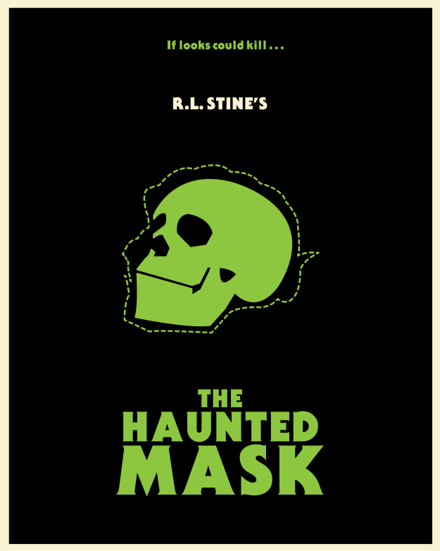 #11: The Haunted Mask (September 1993)