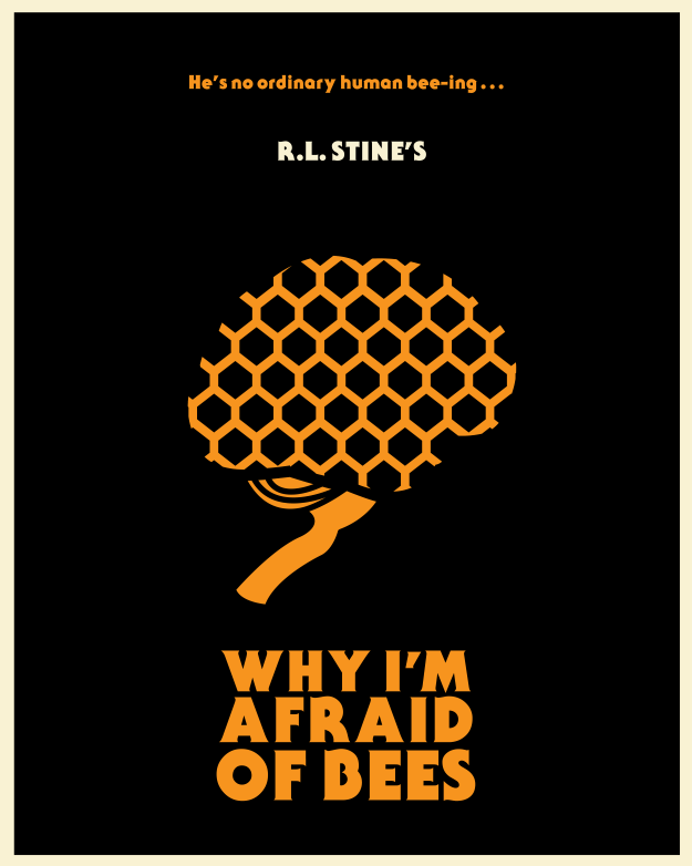 #17: Why I'm Afraid of Bees (March 1994)