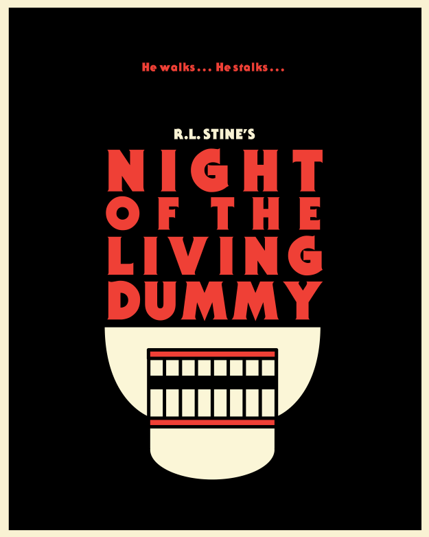 #7: Night of the Living Dummy (May 1993)