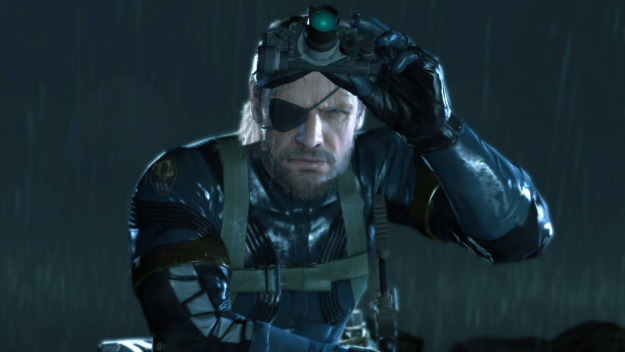 Big Boss from Metal Gear Solid
