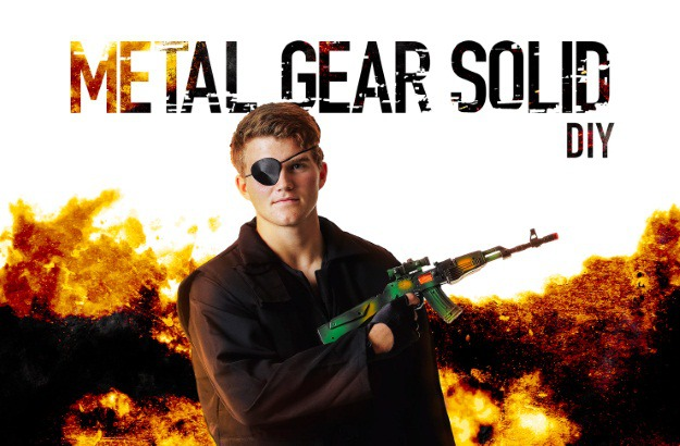 Metal Gear Solid DIY