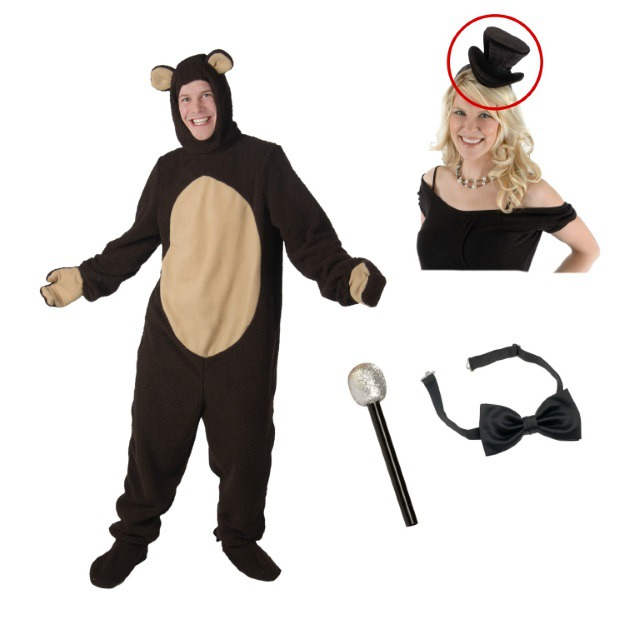 Diy five nights at freddy s freddy fazbear costume