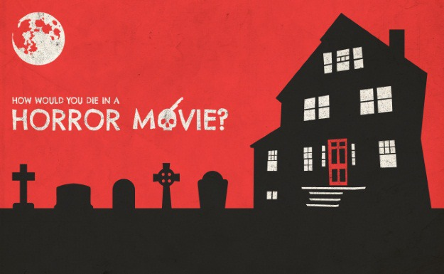 Horror Movie Death quiz