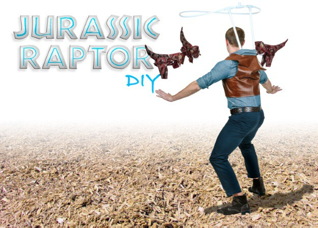 DIY Chris Pratt Pratting Costume