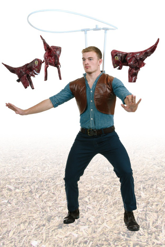 DIY Jurassic World Owen Grady Costume