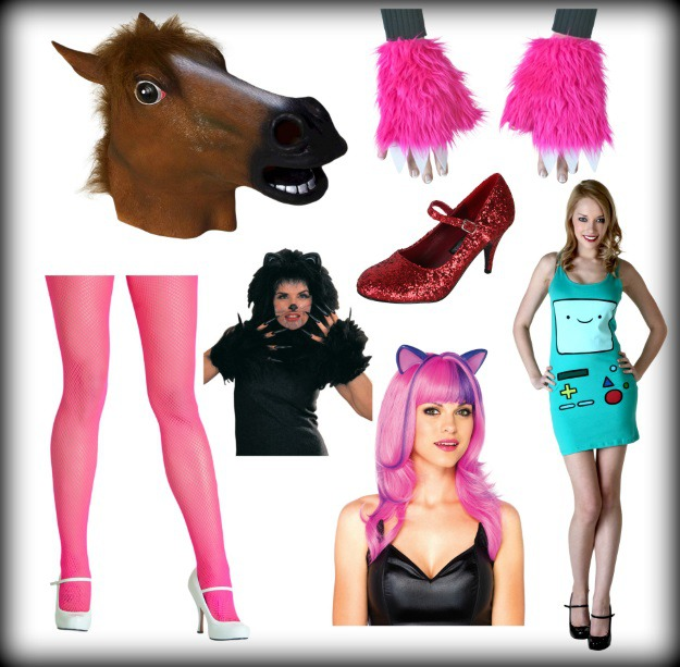 BoJack Halloween Costume DIY