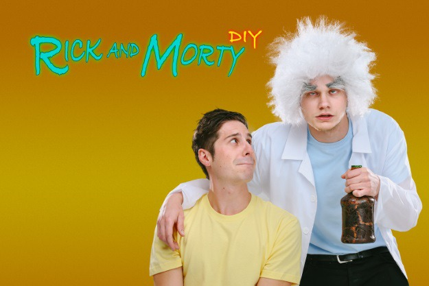 Hey morty diy belch rick and morty halloween costume belch rick and morty halloween costume solutioingenieria Gallery