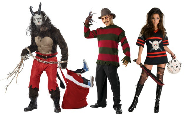 Horror costumes from halloweencostumes.com