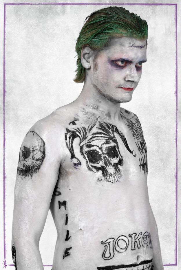 How to dress like the Joker for Halloween