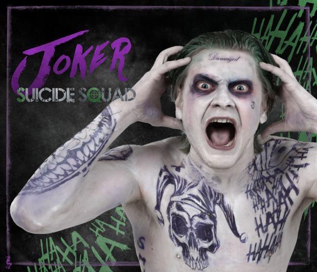 Joker DIY Header