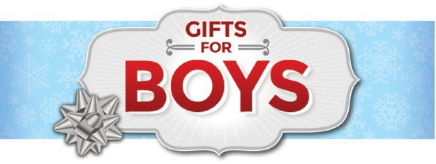 holiday gift ideas for boys 2015