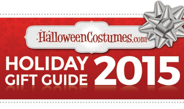 HalloweenCostumes.com Holiday gift guide 2015