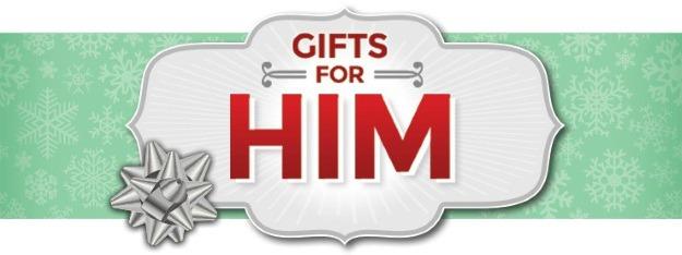 Gift ideas for men Christmas 2015