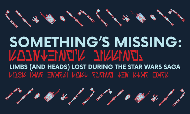 Star Wars Limb Loss Header