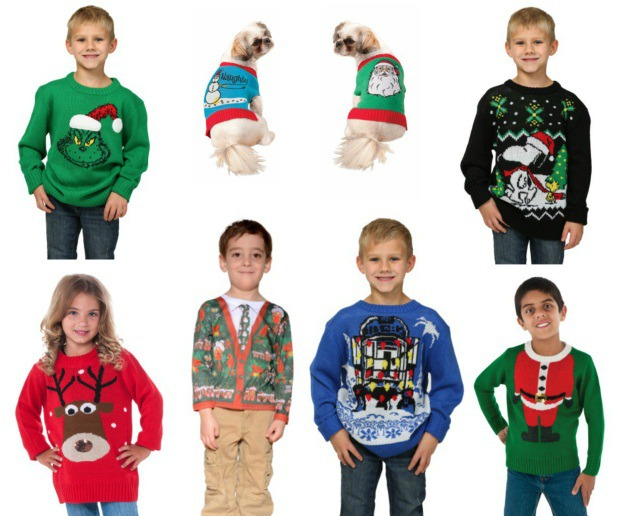 9d5fae1d299 Ugly Christmas Sweaters for Every Holiday Partygoer - Halloween ...
