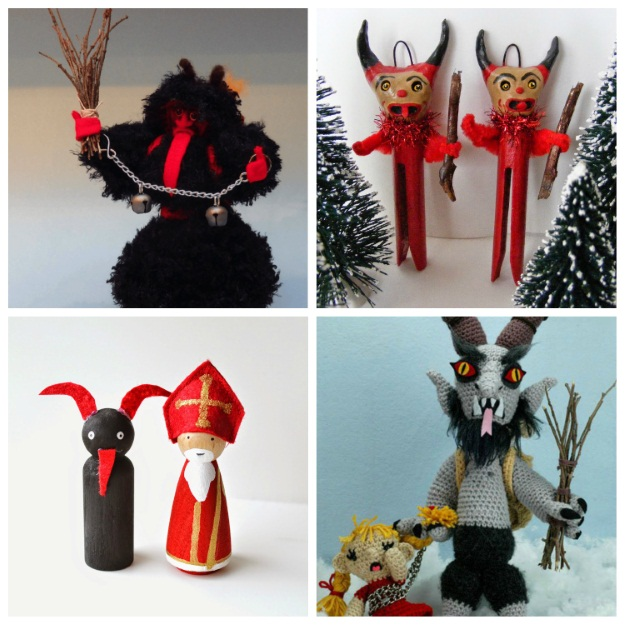 Krampus Crafts