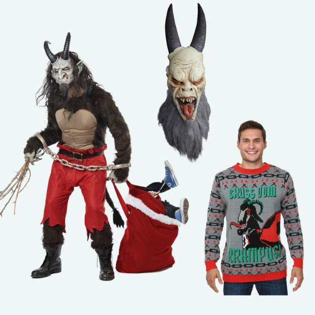 Krampus Attire