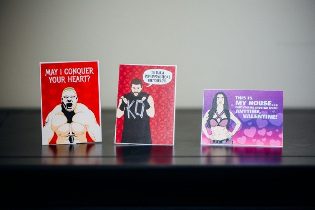 wwe valentine display 2