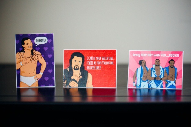 wwe valentine display 3