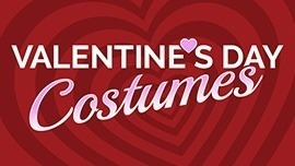 These Valentine's Day Costumes Will Melt Your Heart