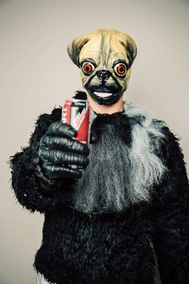 Puppy Monkey Baby DIY Costume