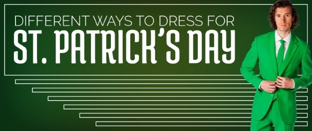 St. Patrick's Day Header