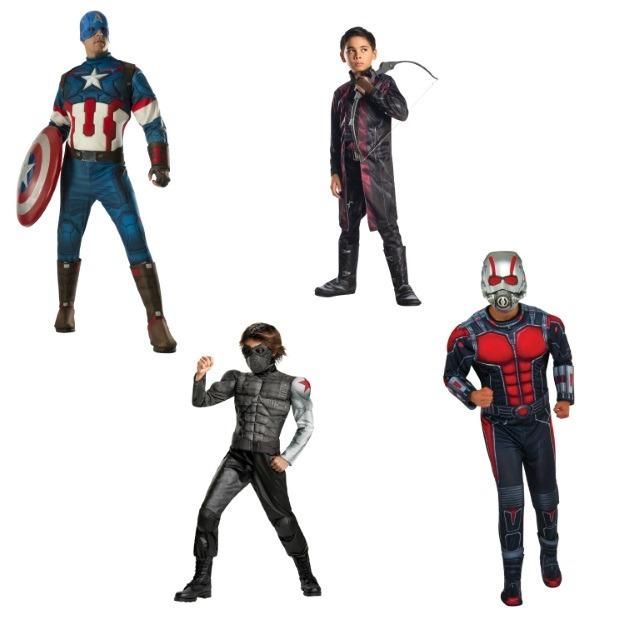 Team Cap Costumes