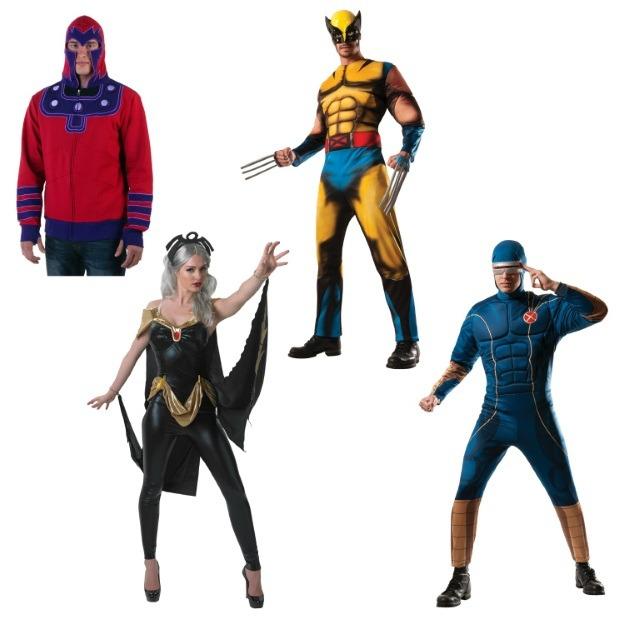 X-Men Costumes