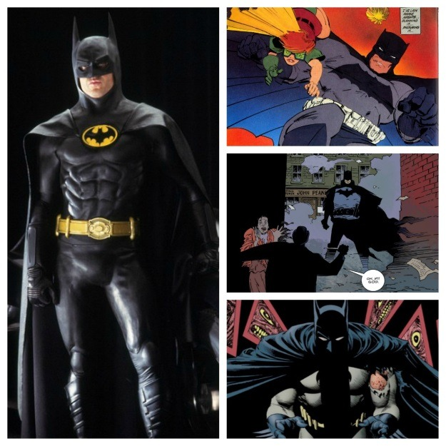 80s Batman Costumes