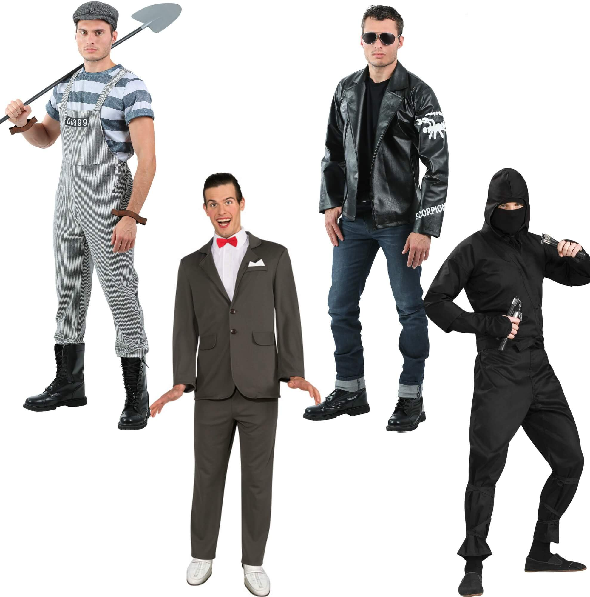 Cheap Halloween Costumes for Men
