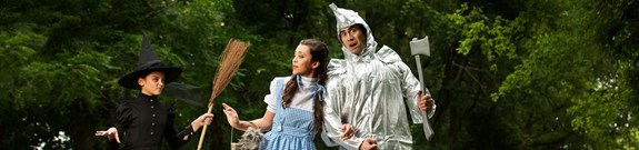 Wonderful Wizard of Oz Costumes